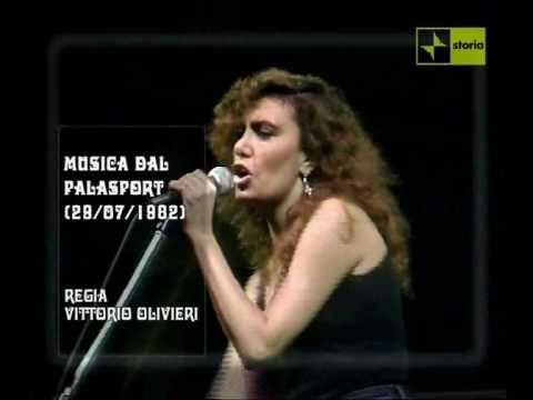 Loredana Bertè - Non sono una signora (Palasport Roma 1982)