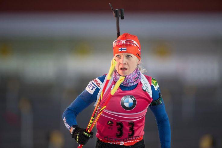 Kaisa Mäkärainen en démonstration #Biathlon 1er podium pour #Wierer.  8eme place pour #Bolliet http://www.ski-nordique.net/kaisa-makarainen-en-demonstration.5637169-72348.html…
