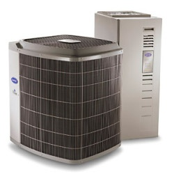 Carrier HVAC Reviews -  Carrier HVAC units are equipped with compressors designed to withstand high pressure required for efficient working and proper cooling.