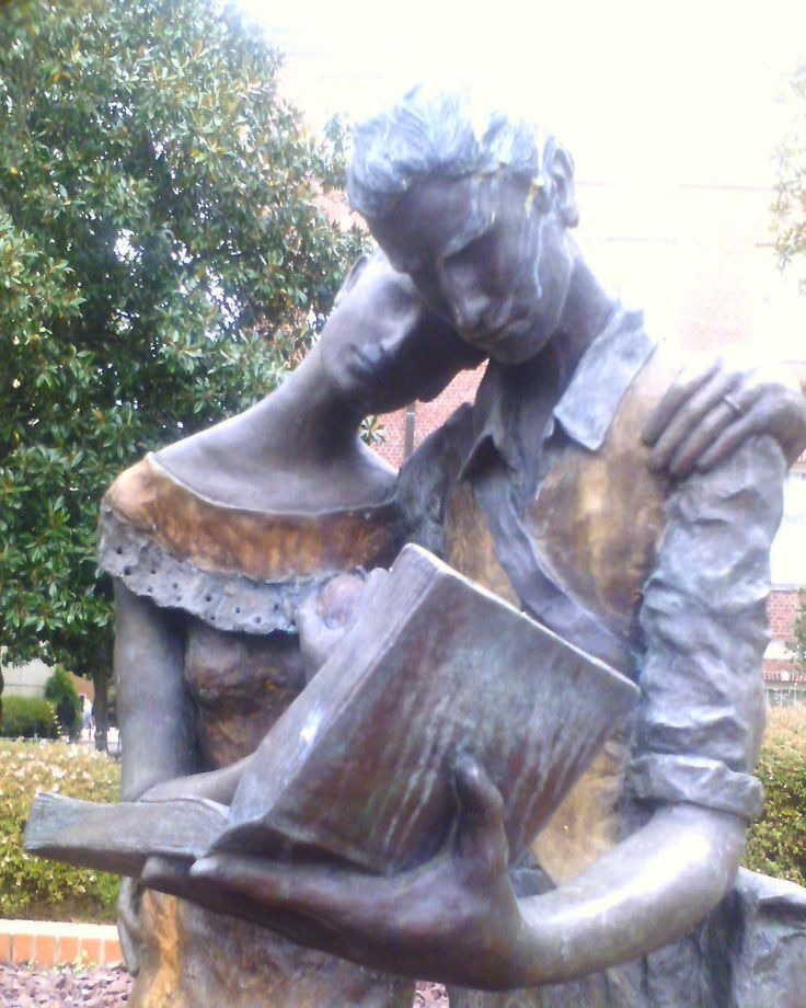Reading statue - where can I get one of these?