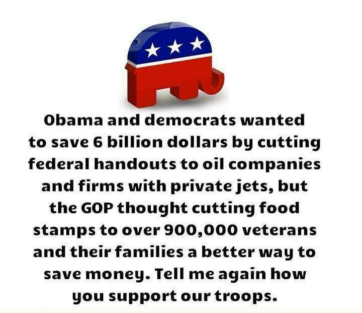 GOP ...............VOTE OUT the GOP in NOVEMBER,  for the sake of the 99%