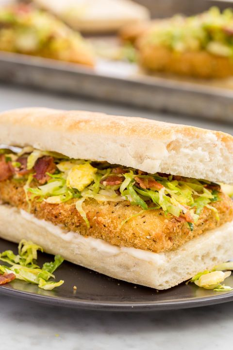 At home fish fry 17 recipes to make during lent lent for Fried fish sandwich near me