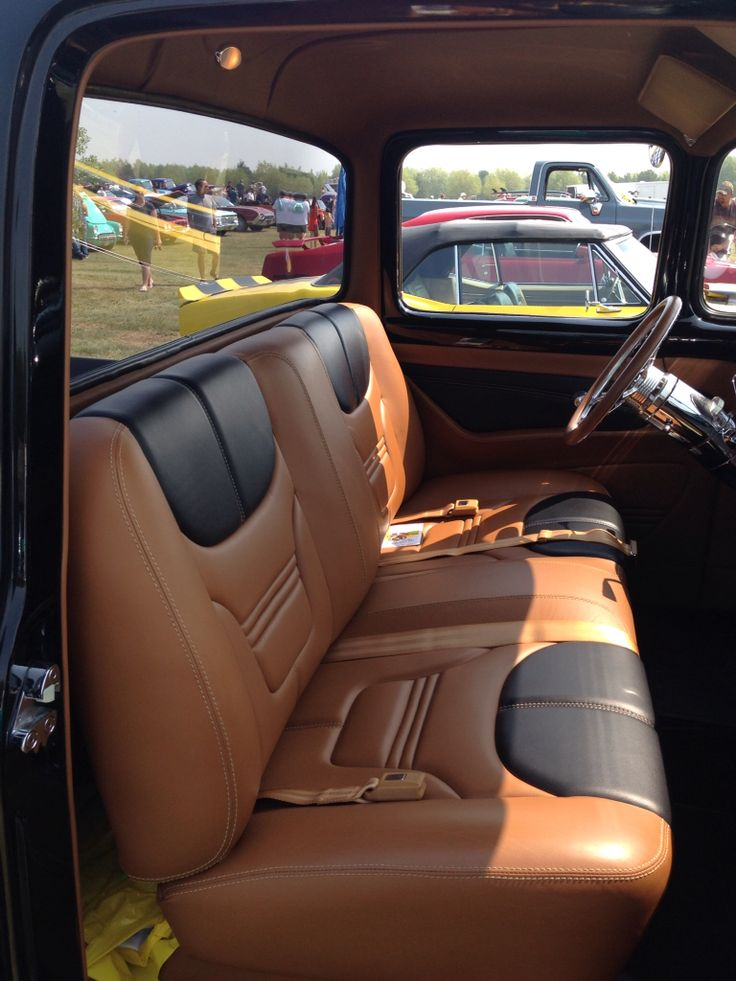 89 Best Chevy Interiors Images On Pinterest Chevy
