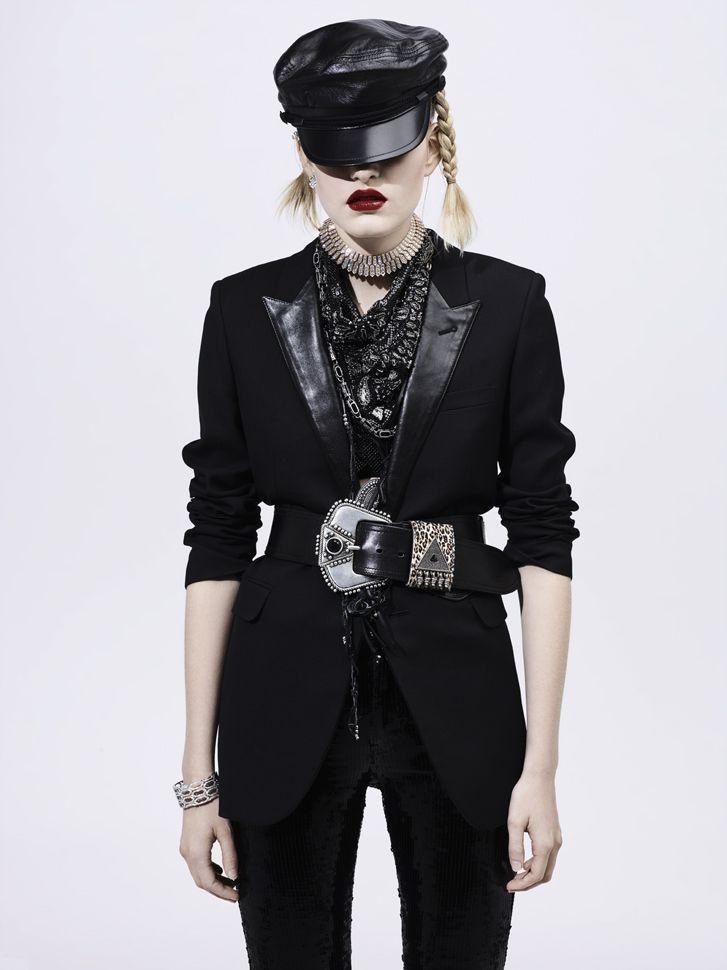 La moda dell'inverno 2019 è glam rock, con gioielli ...