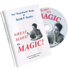 Great Scott! It's Magic! by Scott F. Guinn - DVD