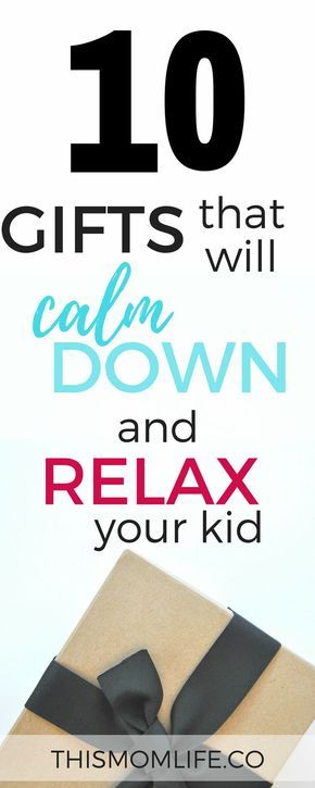 Unique Christmas Gifts for kids that will help them calm down, reduce stress, minimize anxiety, relax. Perfect for the strong-willed child, girl or boy. Best Toddler Gifts.