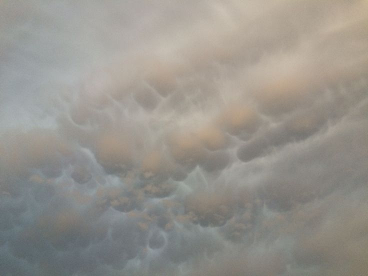 Late afternoon clouds, part 2