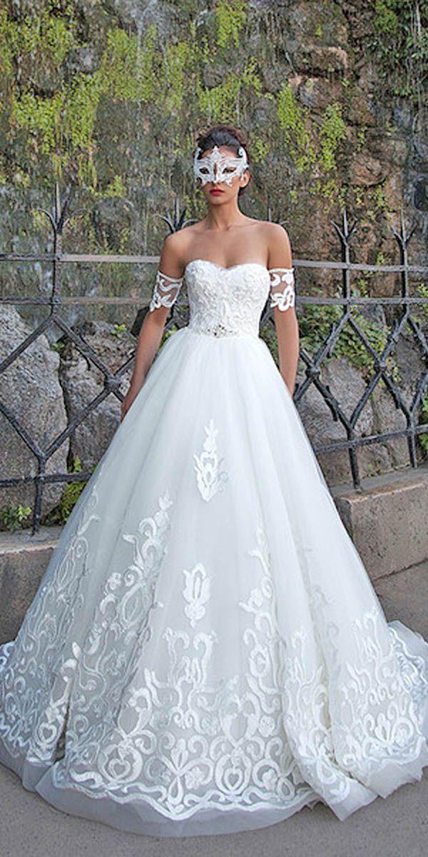 Mila Nova Wedding Dresses Collection 2016 ❤ See more: http://www.weddingforward.com/mila-nova-wedding-dresses/ #weddings