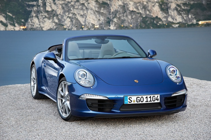 2013 Porsche 911(991) Carrera 4