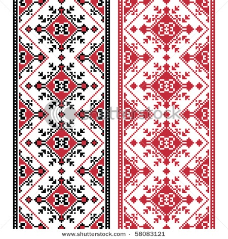 nice Romanian pattern