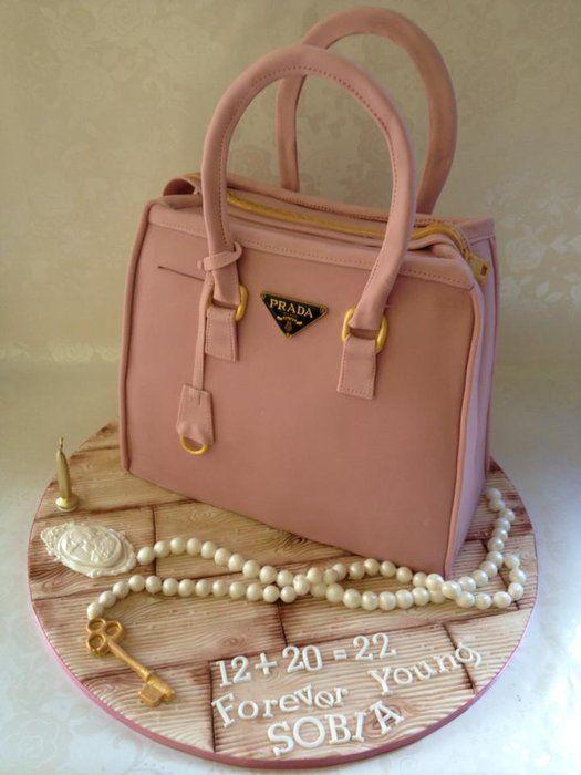 PRADA cake hand bags | 37 posts and 8 followers since May 2013