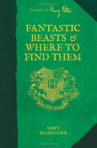 I READ IT! Fantastic Beasts and Where to Find Them by J.K. Rowling. A book I finished in a day.