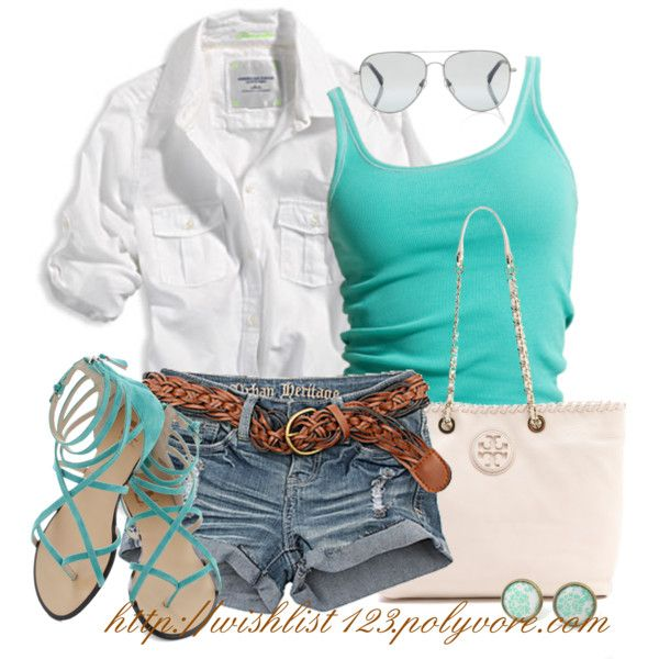 Summer Outfits | Shorts and Boyfriend Shirt | Fashionista Trends