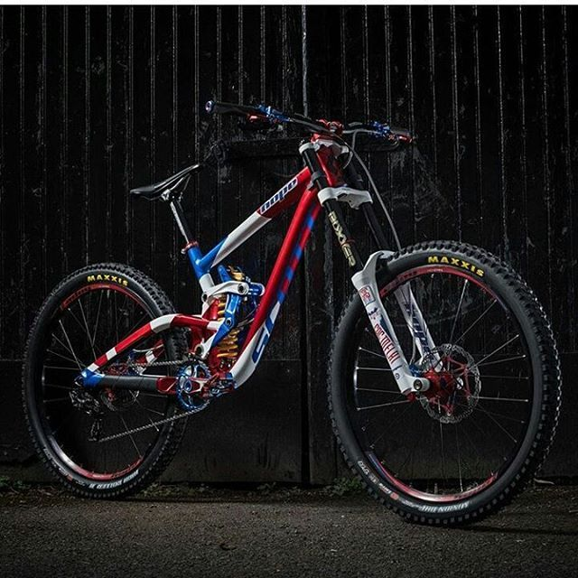 @adbrayton 's worlds bike !!!! Such a beauty How do you like this…