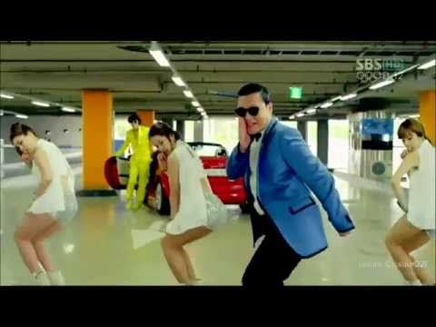 Gangnam style People can say what they want. it is sad but its hilarious and i like it!