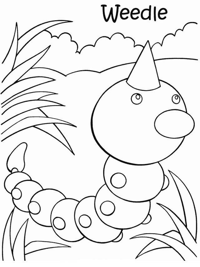 Dibujos para Colorear Pokemon 27                                                                                                                                                     Más