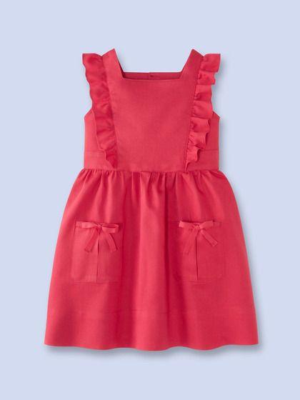 Inspiration: Girls Ruffle Dress by Jacadi on Gilt