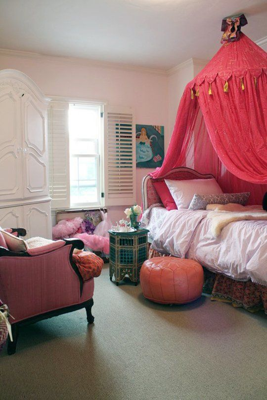 Add the Magic: Canopies in Kids Rooms | Apartment Therapy