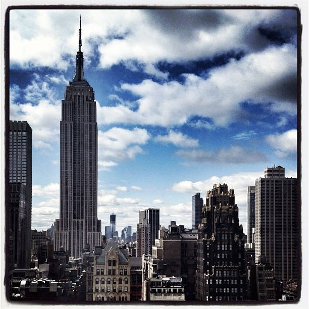 #EmpireStateBuilding #NYC: Empire States Building, Building Nyc, Empirestatebuild Nyc, York States, U.S. States, Nyc Empire