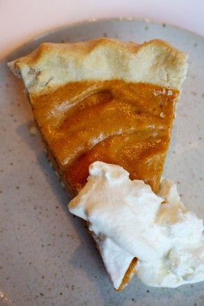 Pumpkin chiffon pie, Chiffon and Pie recipes on Pinterest