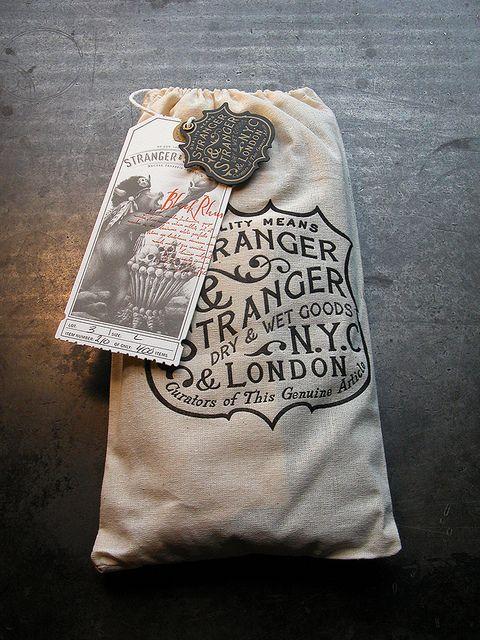 Stranger & Stranger - Holiday Packaging
