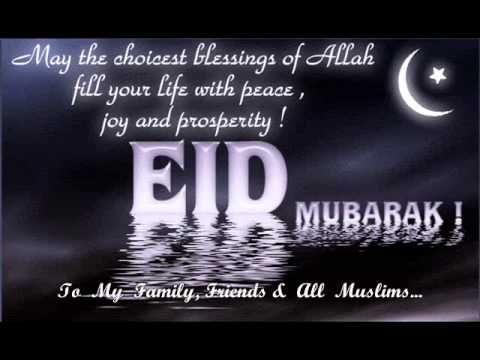 Sami yusuf - Eid Nasheed - YouTube
