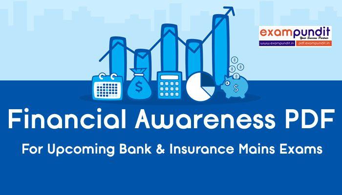Financial Awareness Pdf For Bank Insurance Mains Exams