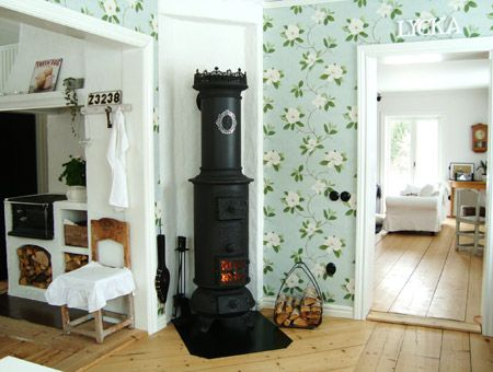 Westbo Classic - Swedish wood burning stove