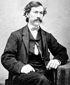 Wyatt Earp #2 - In December 1879, Earp joined his brothers Virgil and Morgan in…