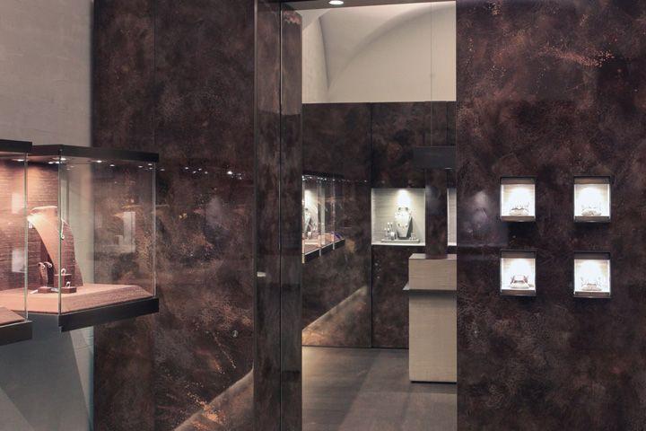 Ювелирный магазин Rosa Jewellery в Италии
