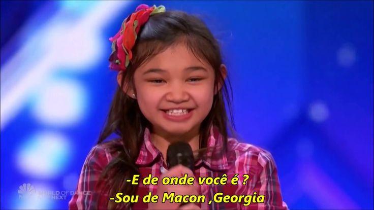 Angelica Hale America's Got Talent 2017 (LEGENDADO PT-BR)