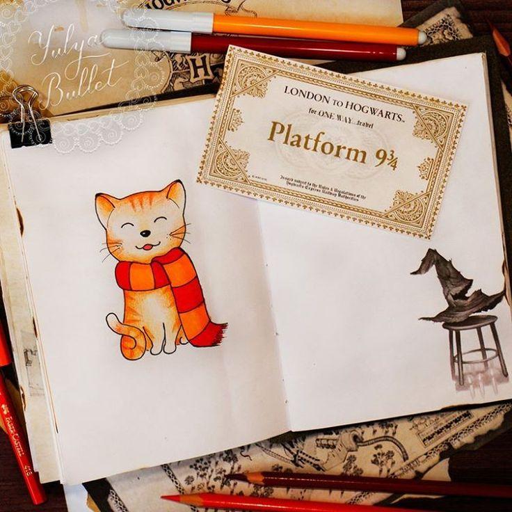 Гарри Поттер, рисунки, идеи, diy, гриффиндор, скетчбук, книга, распечатки, хогвартс, декор, поделки, арты, рисунок, иллюстрация, картинки, герои