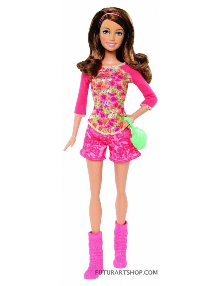 Barbie Raquelle | ... / Giochi per Bambina / Bambole / Barbie Pigiama Party Raquelle