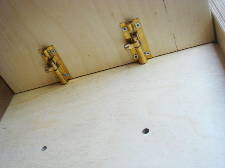 Meydan Architecture Design | Dragos, You can change the height of shelf with the help of these little slide locks