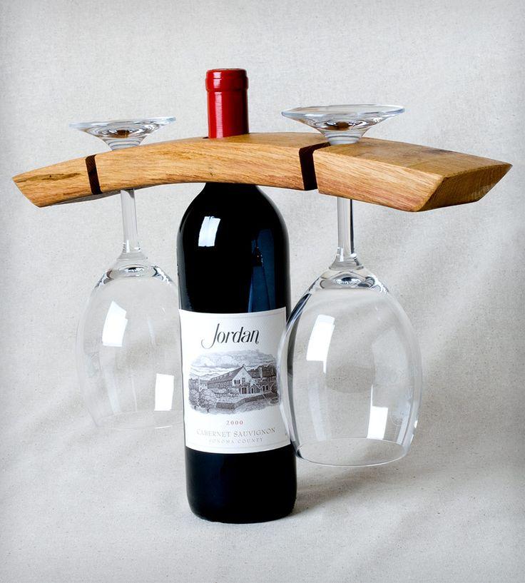 Barrel Stave Butler   Home Decor   Alpine Wine Design   Scoutmob Shoppe   Product Detail