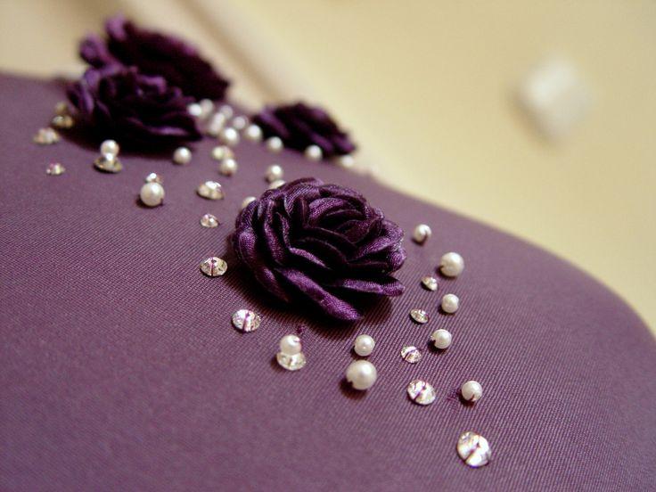 Beaded tango dress detail #ILLANGO #tangodress #argentinetango #dress