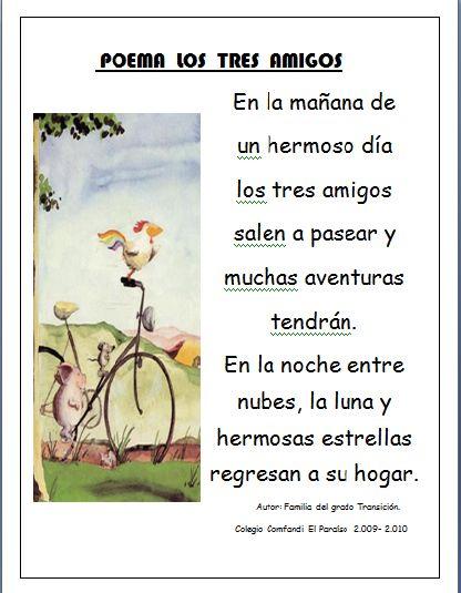 17 mejores ideas sobre Poemas Con Rima Cortos en Pinterest | Dis ...
