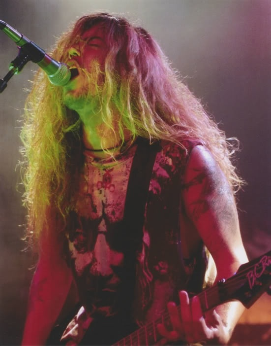 MAX cavalera # supultura # live 1992 tour