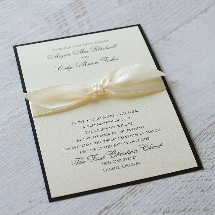 107 best Black & White Wedding images on Pinterest | Weddings ...