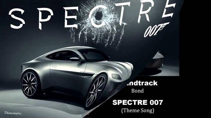 Soundtrack James Bond 007 - Spectre Theme Song