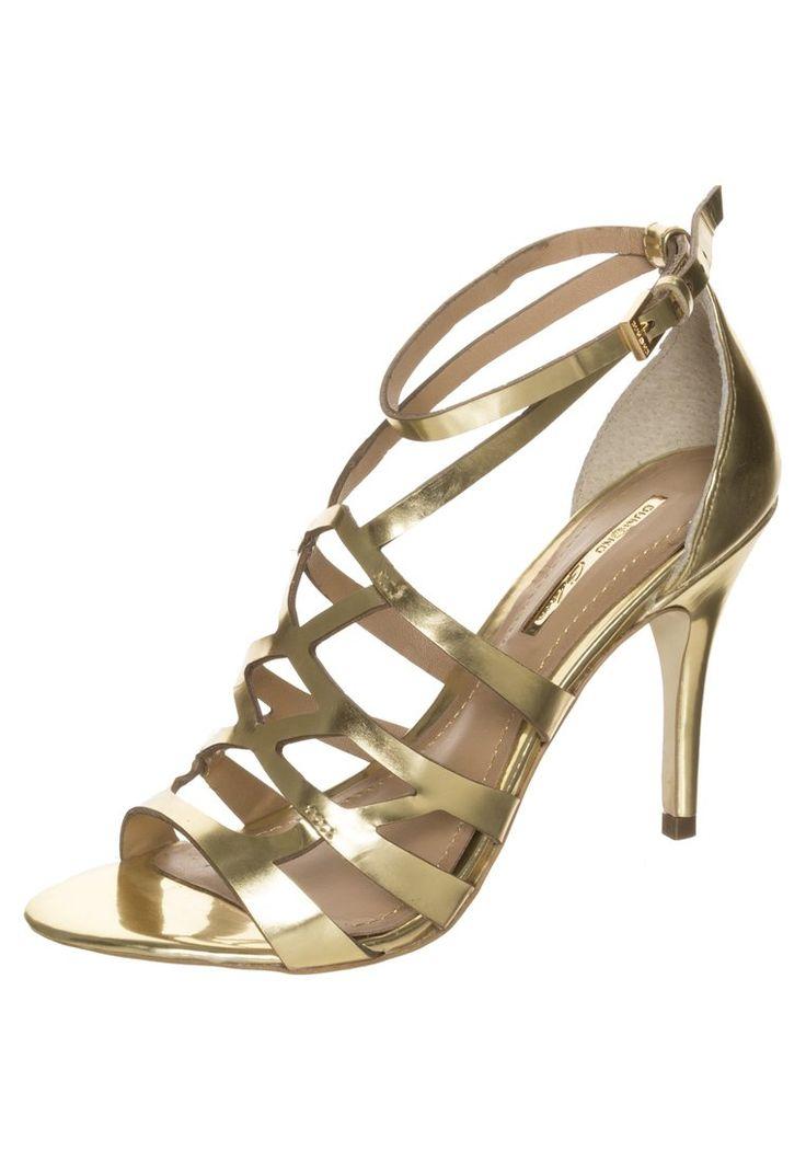 Dumond Sandale - ouro - Zalando.de