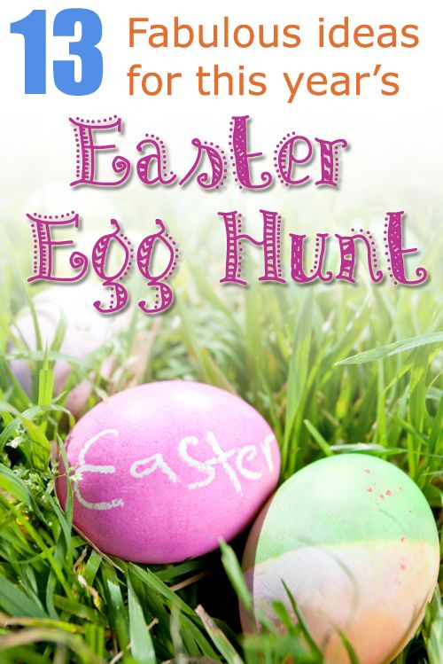 The classic Easter Egg Hunt is a great idea for a fun fundraiser! #AIDSWalkNY