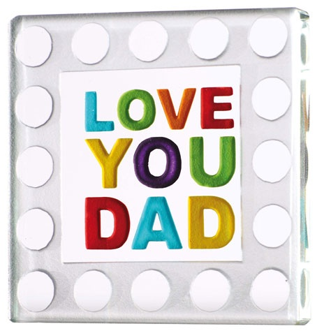A lovely gift to give to dad