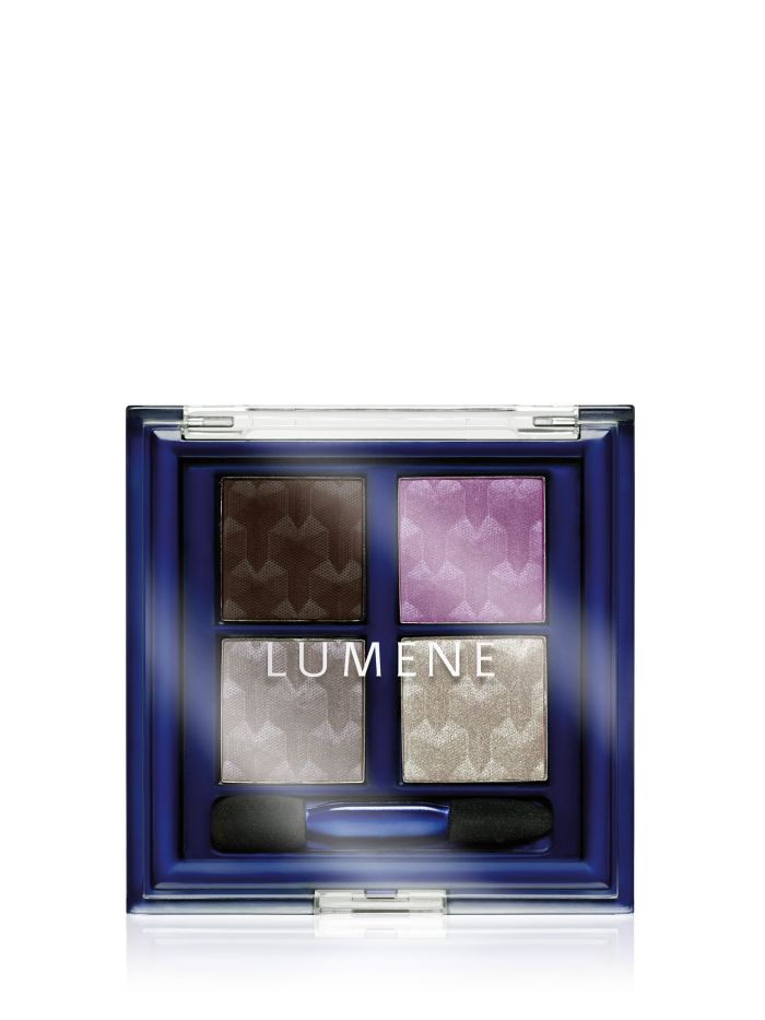 Lumene Blueberry Long-Wear Eyeshadow Palette