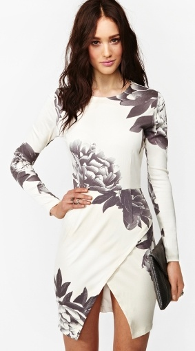 Maurie & Eve Madison Floral Dress Valentine's Day Dress