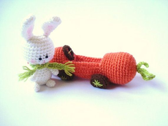 Amigurumi Patterns Cars : 87 best crochet on weels images on pinterest crochet appliques