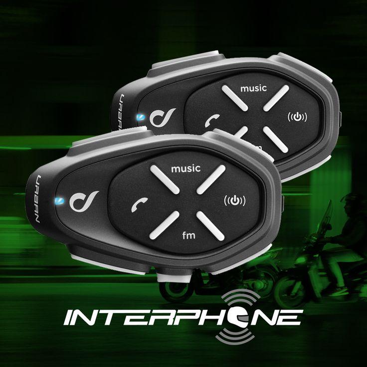Chegou o novo Intercomunicador para Capacete Urban da Interphone: http://www.masada.com.br/intercomunicador-s-fio-bluetooth-p-capacete-duplo-interphone-urban-100-metros-p25410/  #interphone #interphonebrasil #intercomunicador