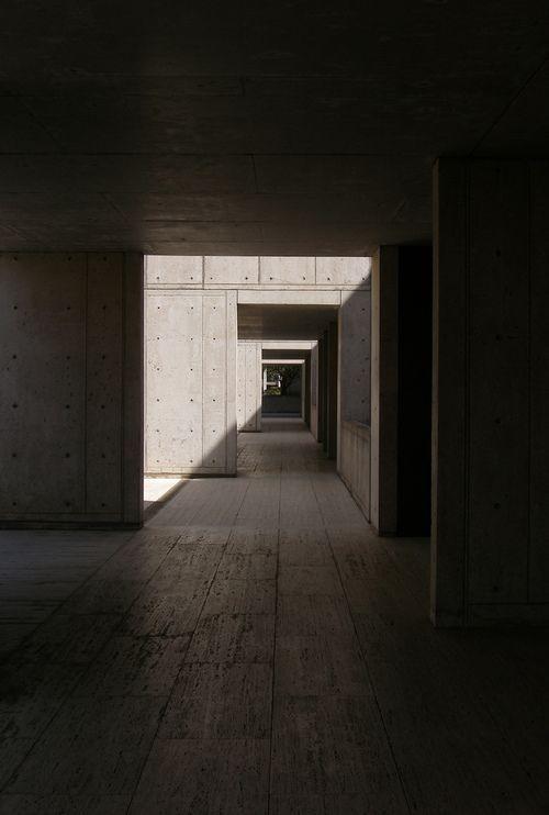 Louis Kahn - Salk Institute