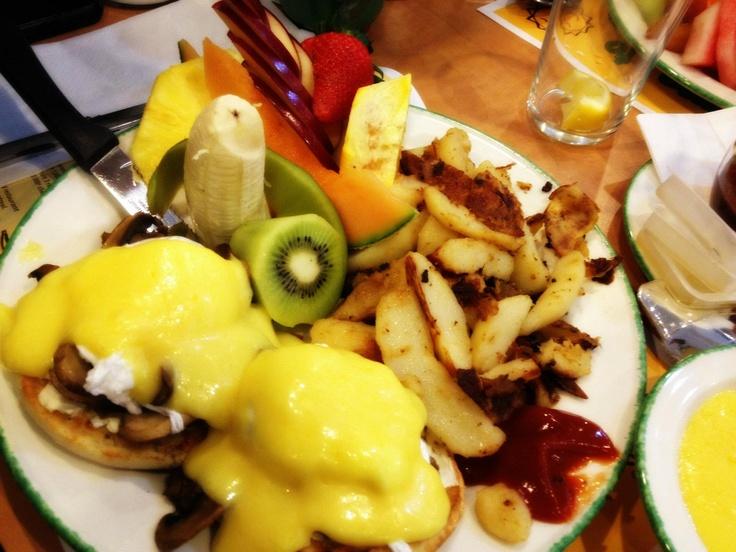 Cory's Breakfast - Toronto - 2012