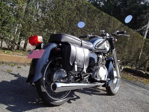 35 Best Honda Benly Cd125t Images On Pinterest
